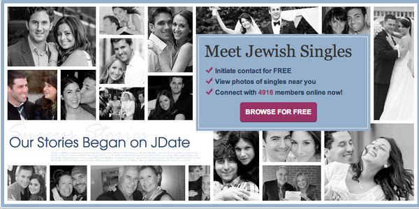 Online dating for jewish singles