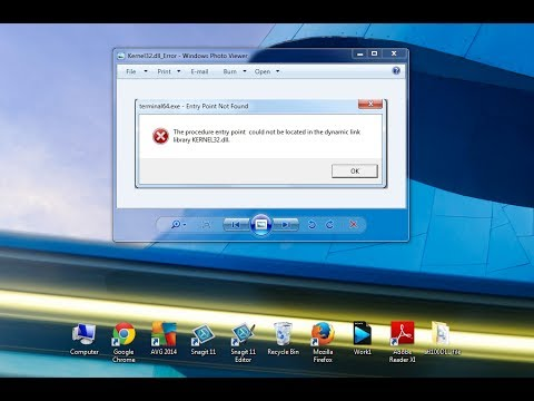 How To Fix Kernel32dll Error - Windows Error Support
