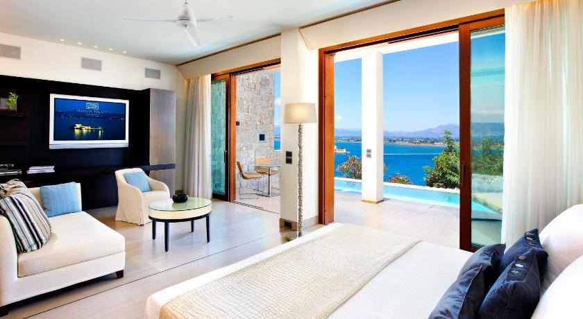 Апартаменты в Нафплион на берегу моря