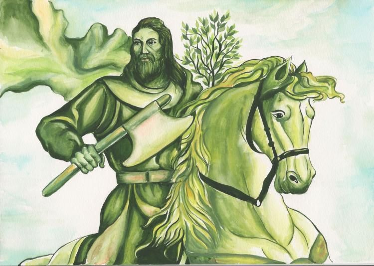Sir Gawain The Green Knight Essay Topics - Studycom