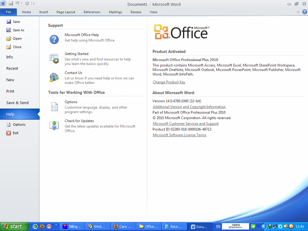 MS Office 2010 Toolkit Free Download – MS Office