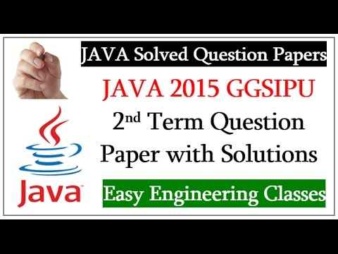 Ggsipu end term papers