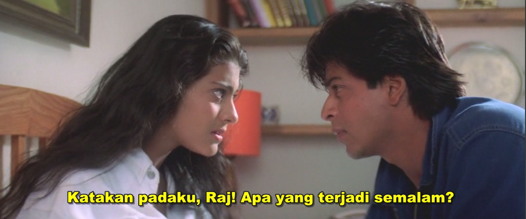 Dilwale Dulhania Le Jayenge (New Trailer) HD - WATCH