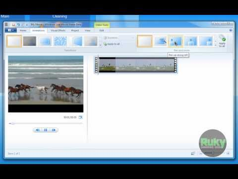 Windows Live Movie Maker - Free download and