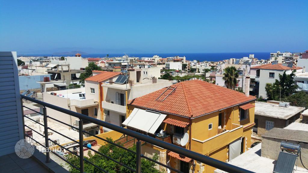 Двухкомнатные квартиры в Крит