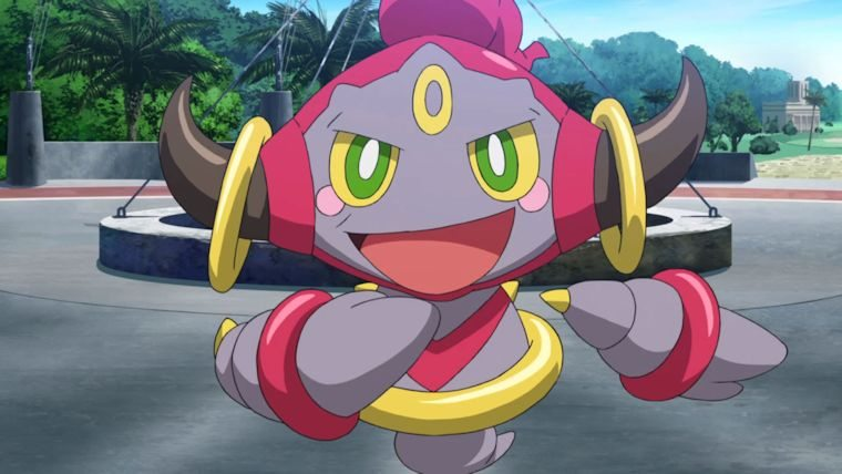 Pokmon the Movie: Hoopa and the Clash of Ages- YouTube