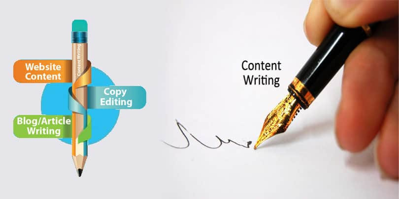 Website content editing services