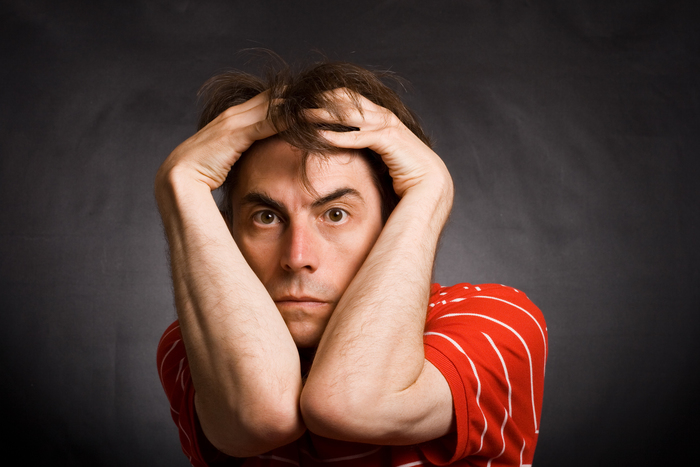 Страх и изоляция как стрессоры