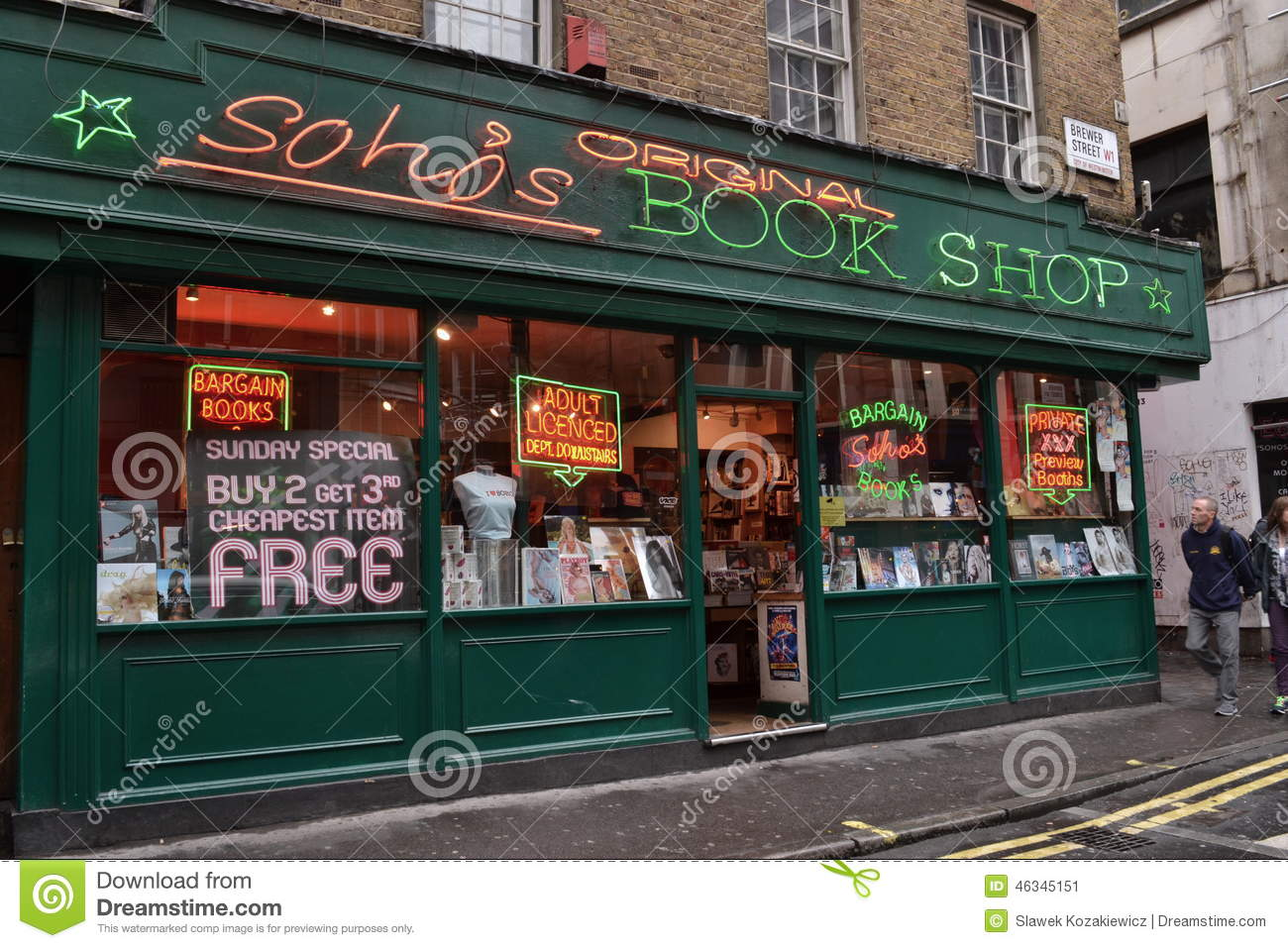 Adult sex stores in london