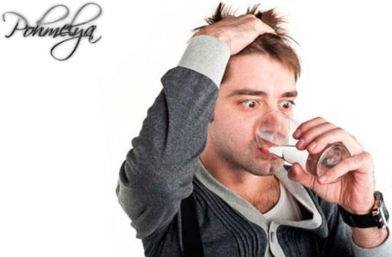 Как снять дрожь после запоя