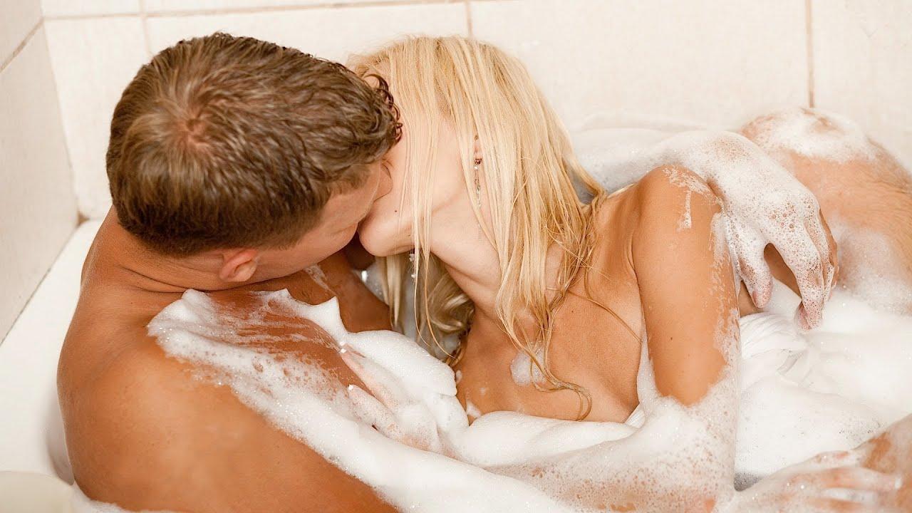 Неожиданный секс в ванной с подругой видео — 4