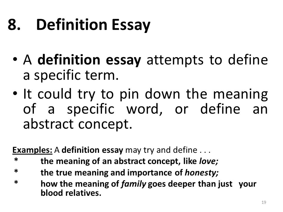 English Literature Essay Definition Essay Topics That Go Beyond The Obvious Essays On Business Ethics also College English Essay Topics Love Definition Essays English Narrative Essay Topics