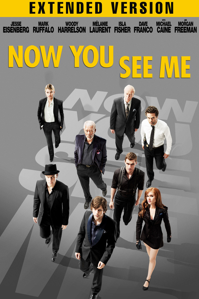 Now You See Me (2013) BRRip