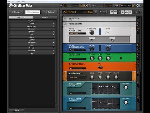 Download Guitar Rig 5 pro full version (Gratis) - fyanbluffy