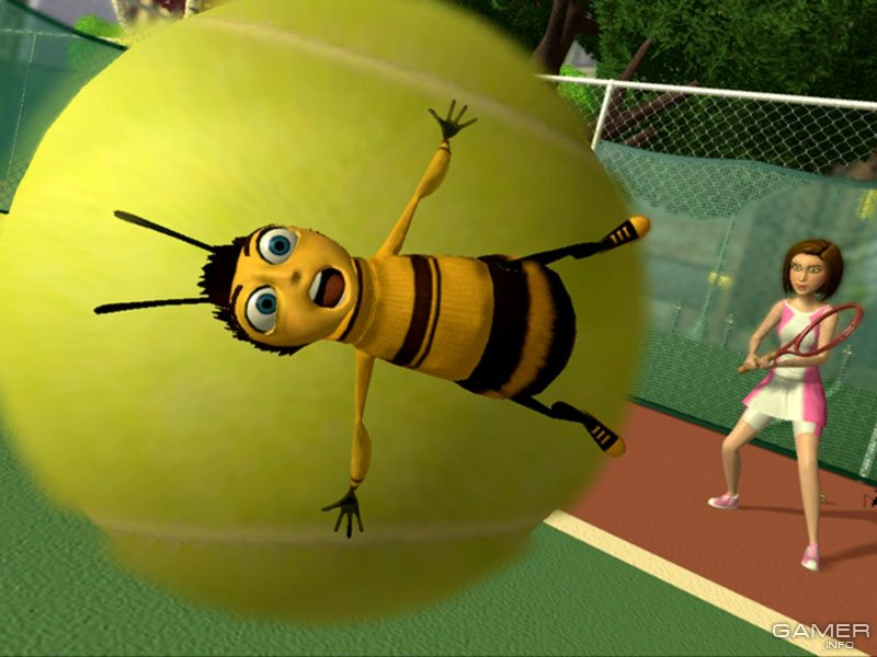 Bee Movie Game • Windows Games • Downloads @