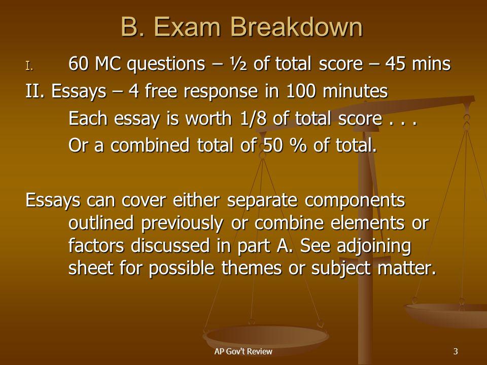 Define essay essay