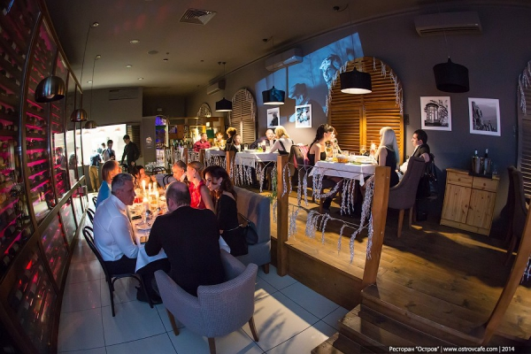 Ресторан в остров Фтиотида
