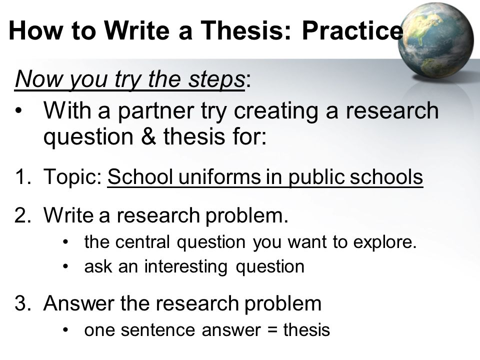 Thesis Writing Service for Smart Graduates - Get Essay