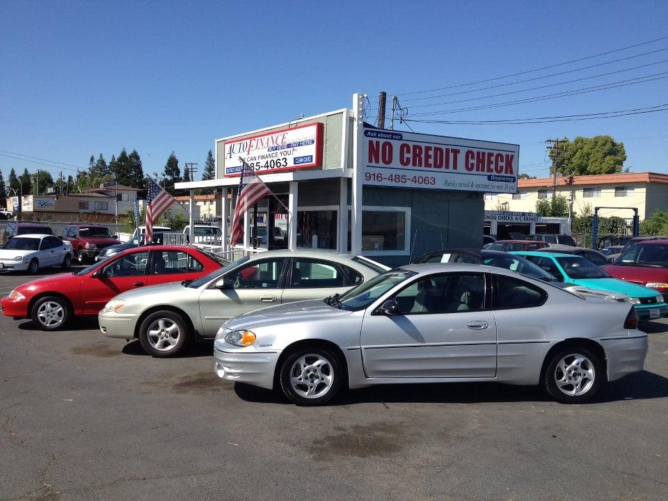 Sacramento auto loans
