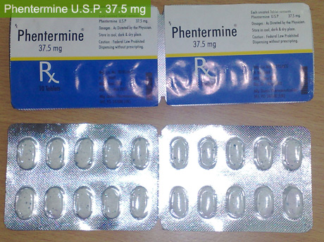 Maximum mg of phentermine