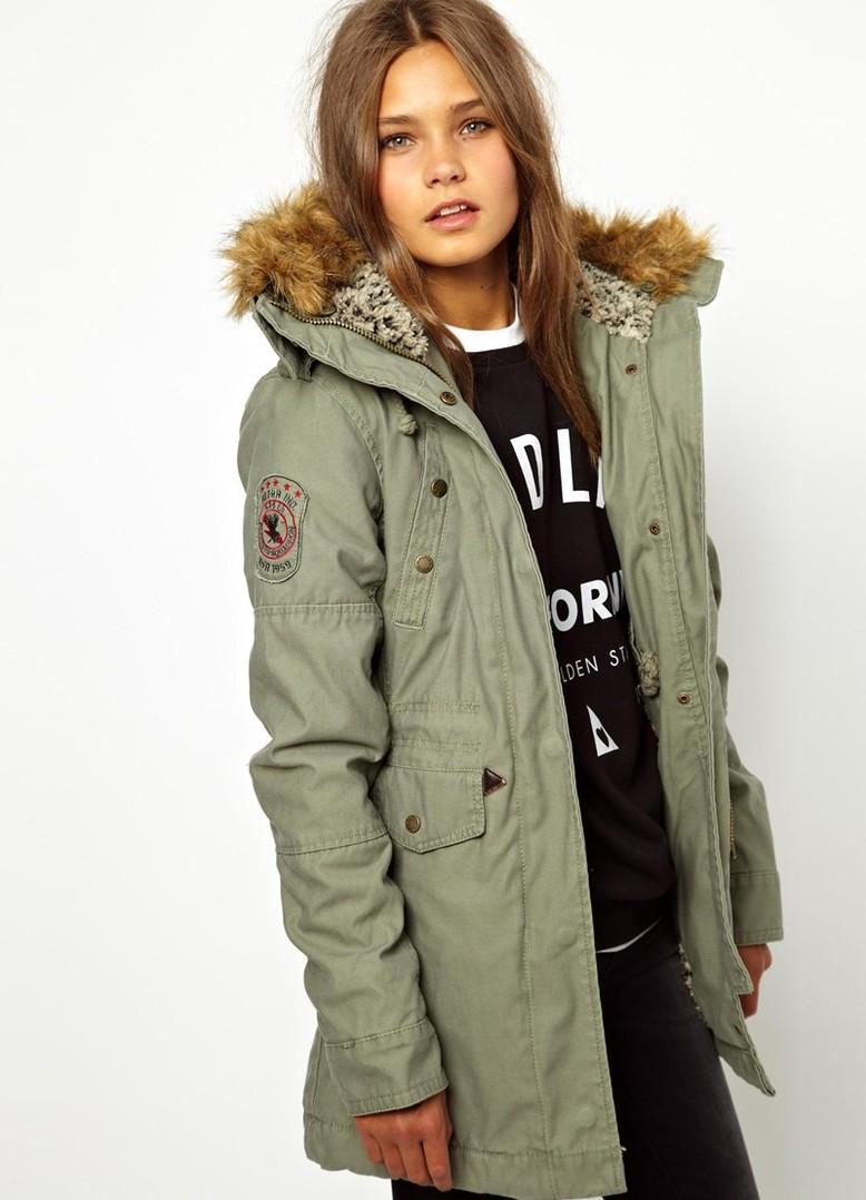 осенние куртки женские молодежные фото 2016