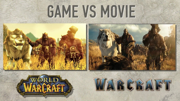 Warcraft (2016) Movie 1080P HD MP4 Free Download