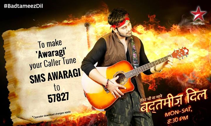 Badtameez Dil Serial Song Free mp3 download
