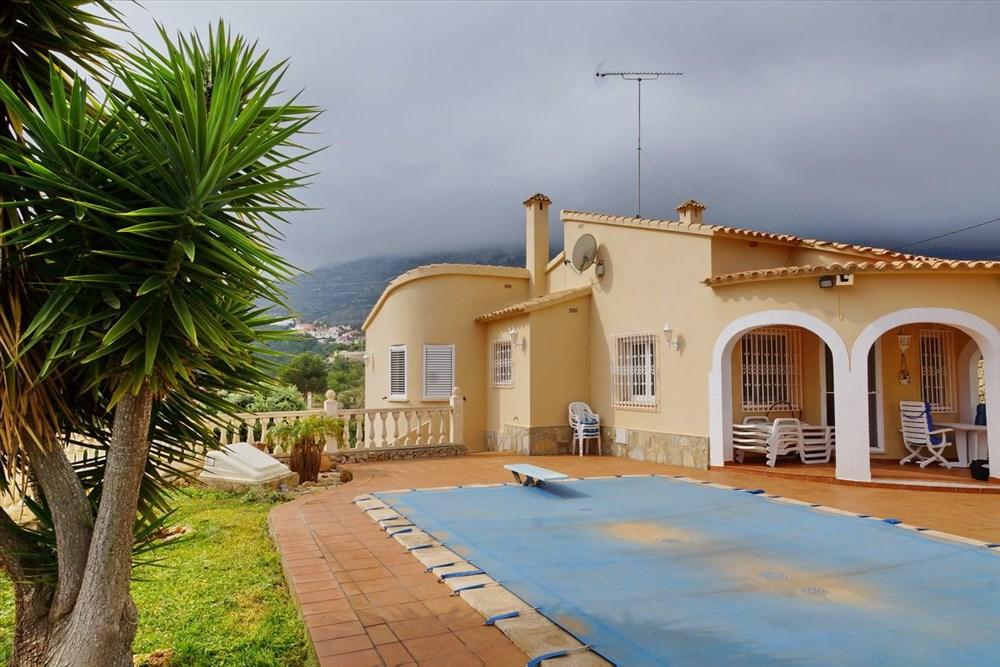 Недвижимость в испании вилла