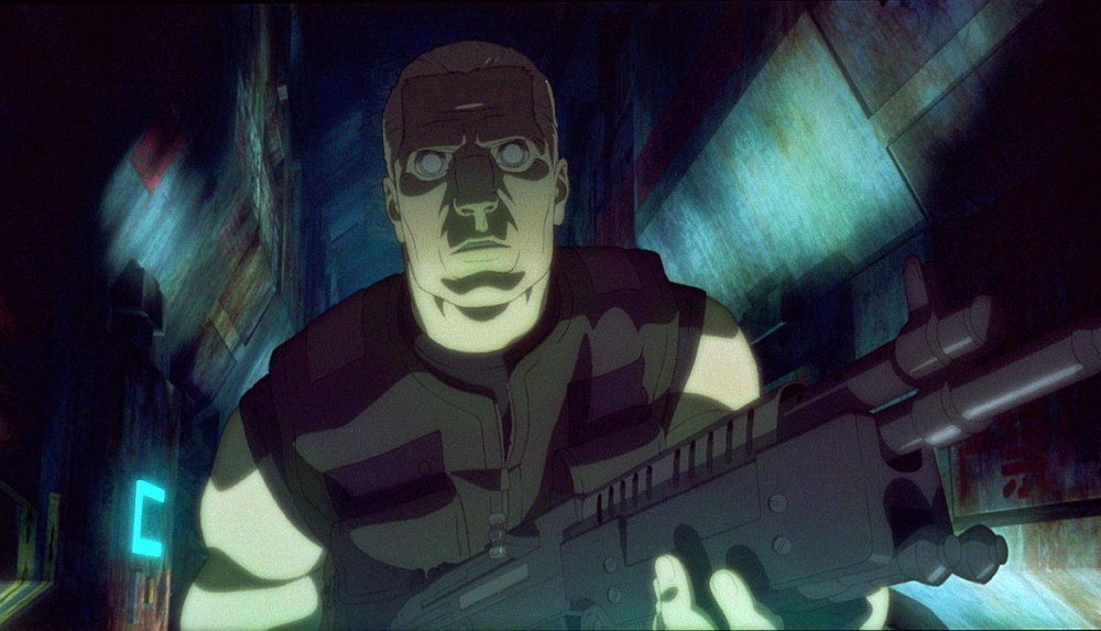 Watch Ghost in the Shell 2: Innocence (2004) Full