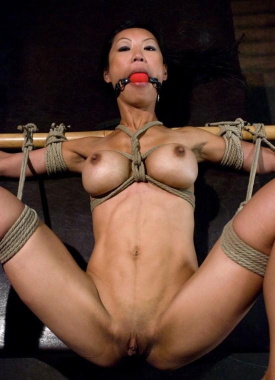 Penetrated nylon sex view leggy
