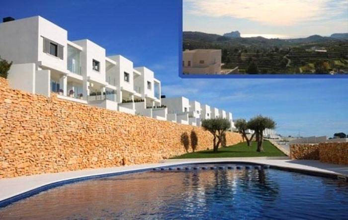 Залоговая недвижимость банка испания