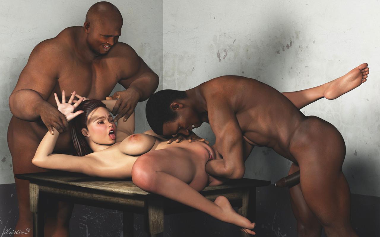 мультики 3 д порно монстры