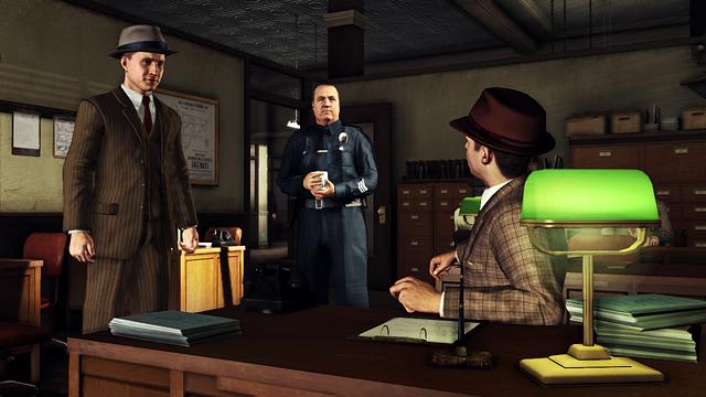 LA Noire: The Complete Edition Crack Archives