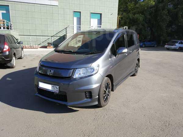 Продажа Хонда Фрид Спайк 2011 в Челябинске