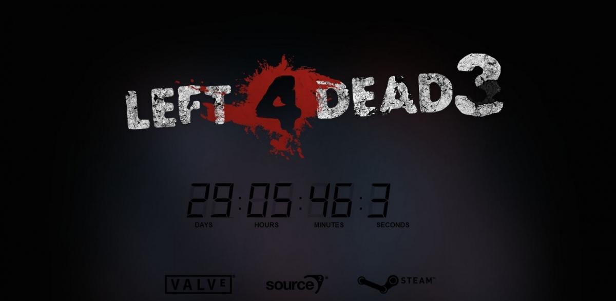 Left 4 Dead 3 - дата выхода, системные требования