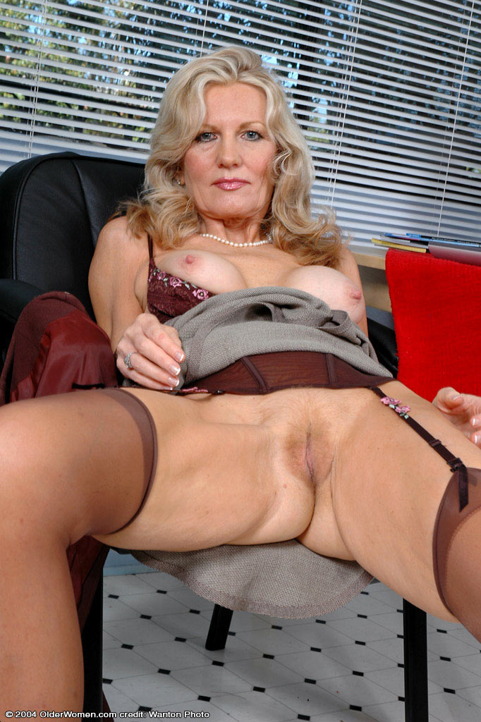 Mature nude aunt fanny opinion you