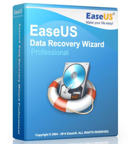 EaseUS Data Recovery Wizard Pro 11-9 Crack