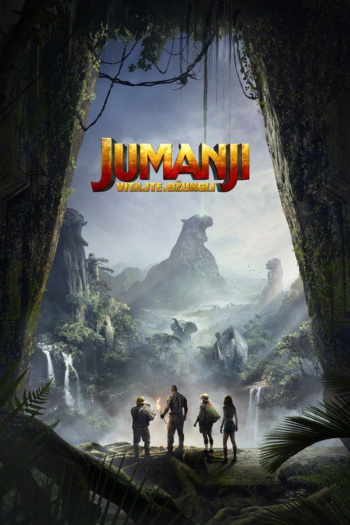 Watch Jumanji: Welcome to the Jungle (2017) Free Online