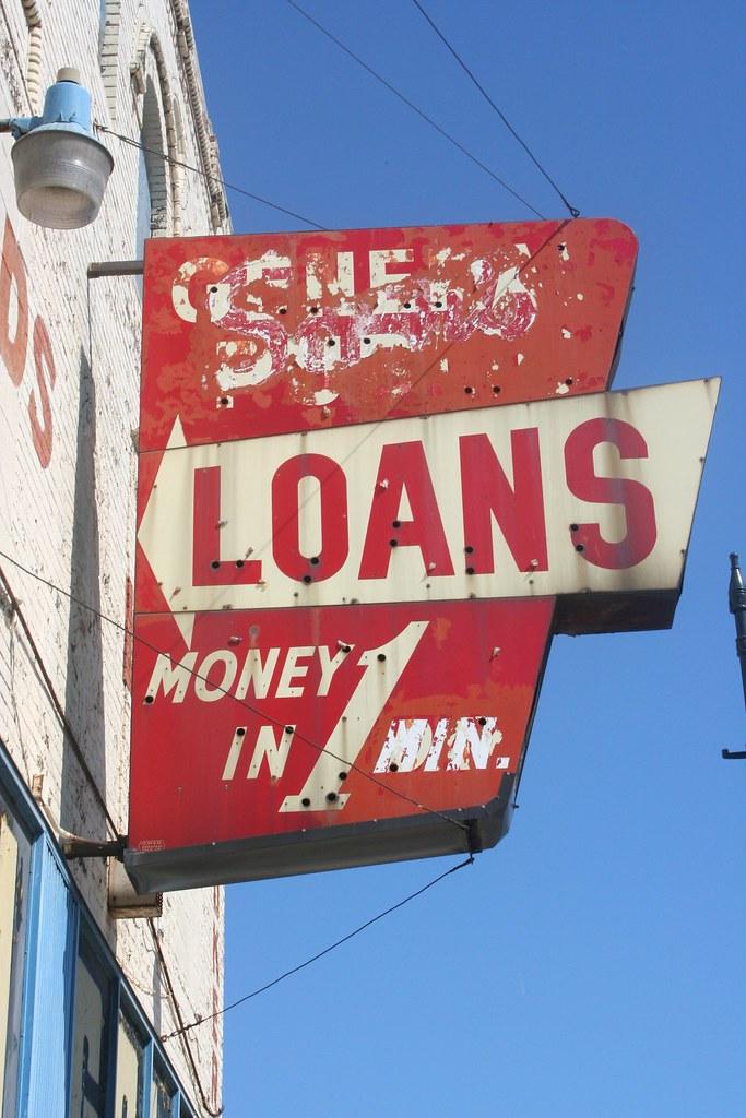Modesto loan centers