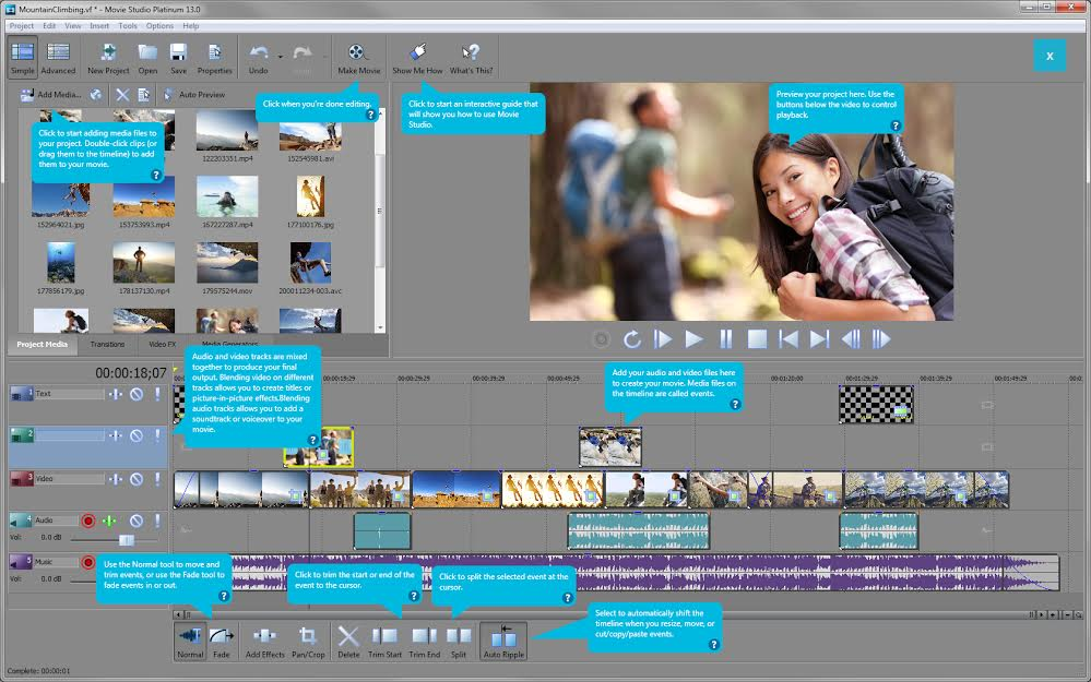 Sony Vegas Pro 13 Crack With Serial Key Updated Download