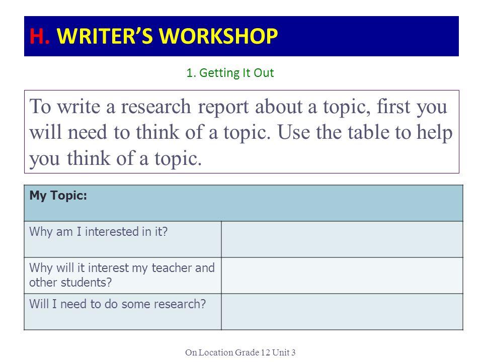 Write my child development research paper
