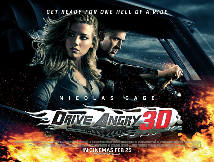 Watch Drive Angry 3D Full Movie Online Free
