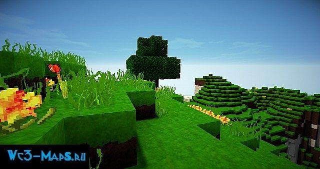 Minecraft 152 с установленным- mmodsnet
