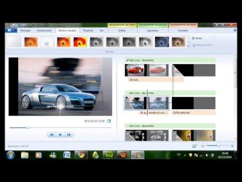 scargar windows live movie maker gratis