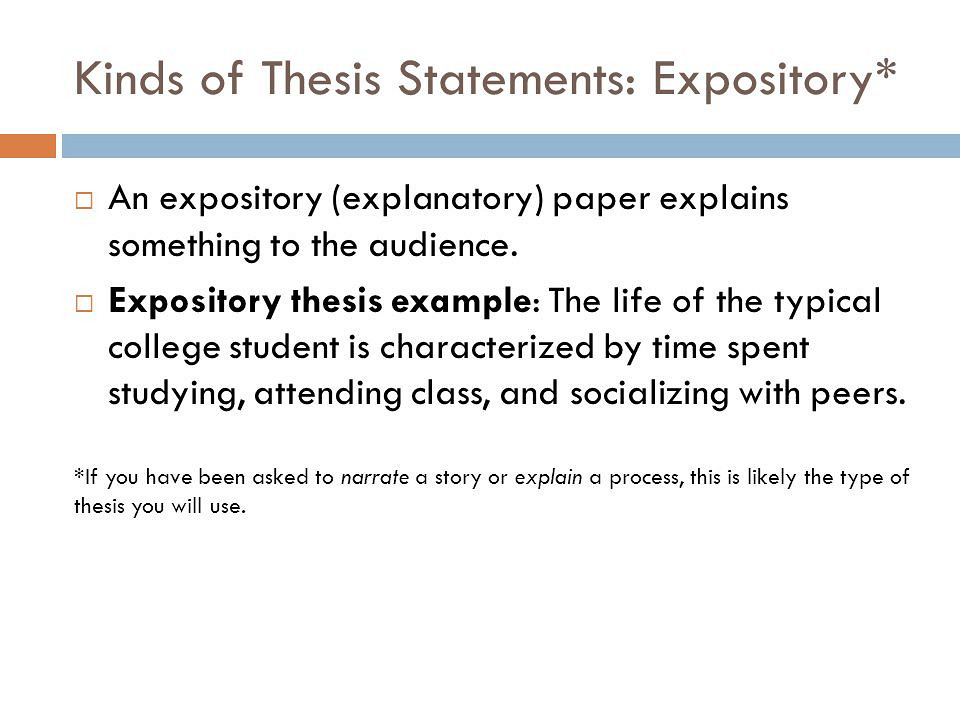 Expository research paper xp (photography personal