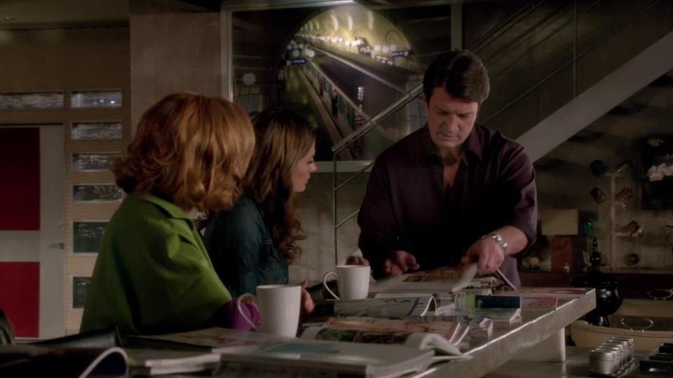 Watch Castle S03E11 Season 3 Episode 11 - Arawatch