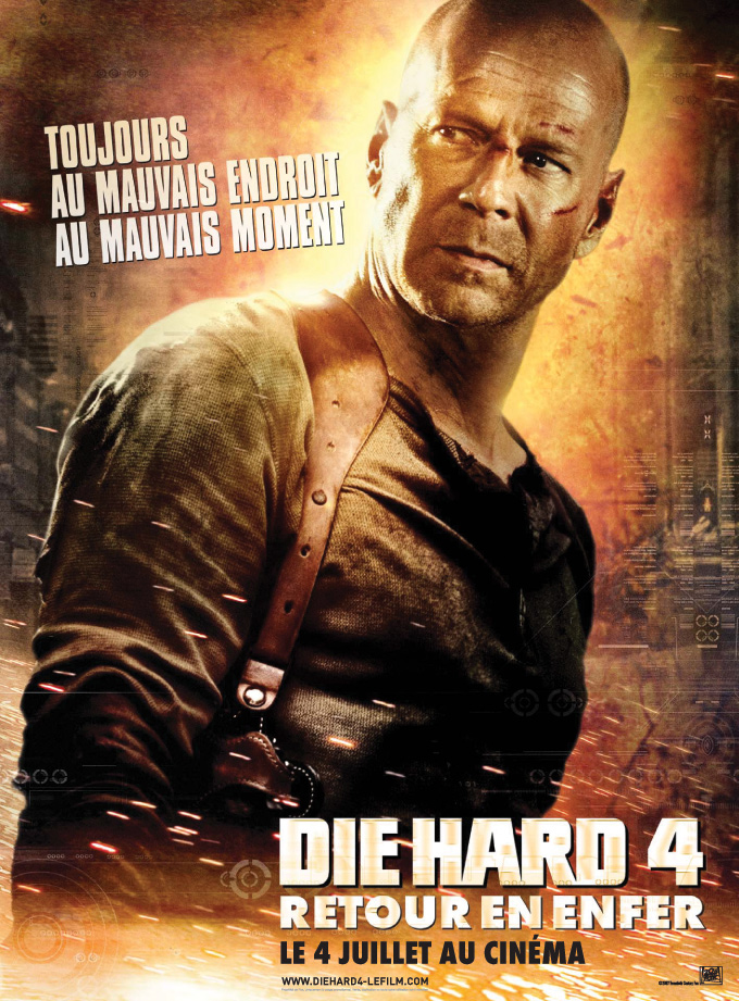 Watch Live Free or Die Hard 2007 full movie online or