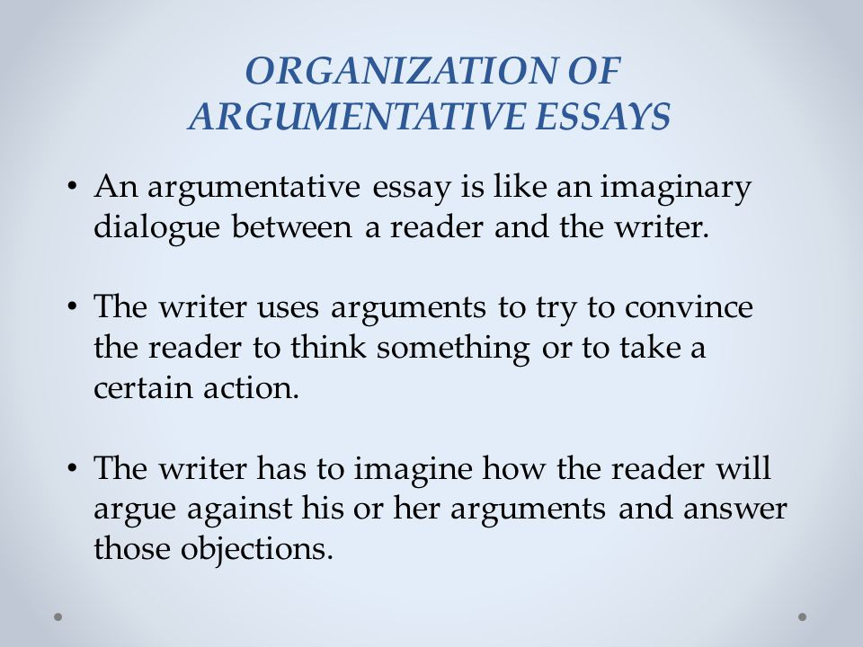 A List Of Great Argumentative Research Paper Topics