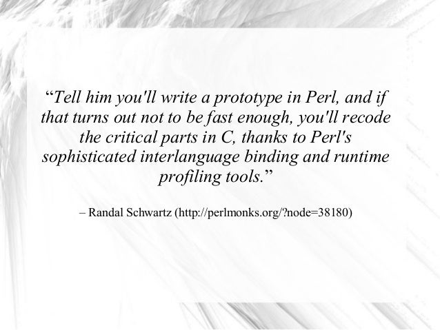 write a prototype for a perl sub