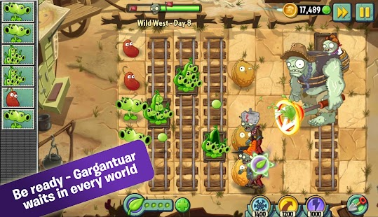 Plants VS Zombies : Game of the Year Edition – CPY